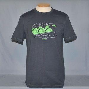 Canterbury Men's Graphic Print T-shirt Size Medium